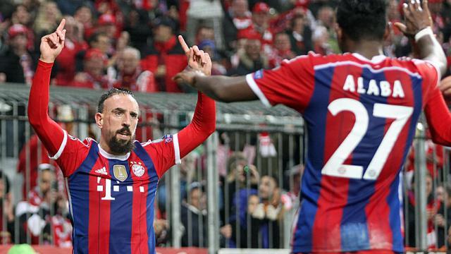 Bayern net skorla bileti aldı