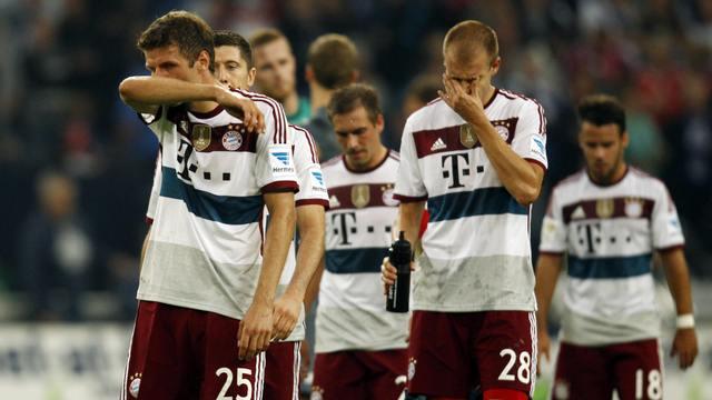 Bayern Münih'e 'dur' dediler!