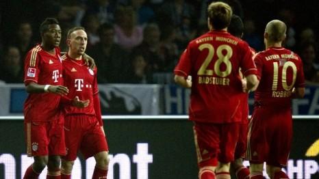 Bayern İşi Abarttı