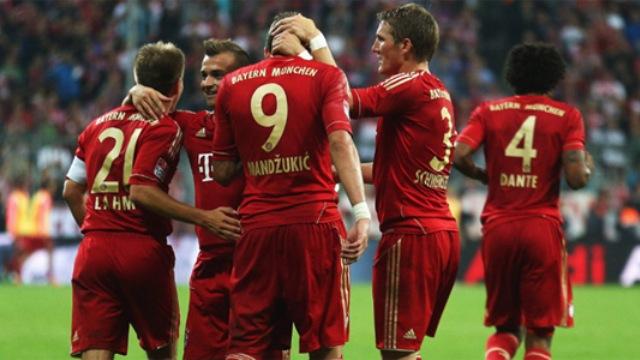 Bayern Kayıpsız