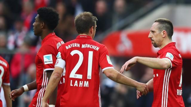 Bayern yorulmadan kazandı