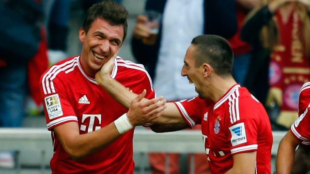 Rekorlar Bayern'den sorulur