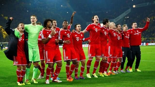 Bayern kafayı yedirtti