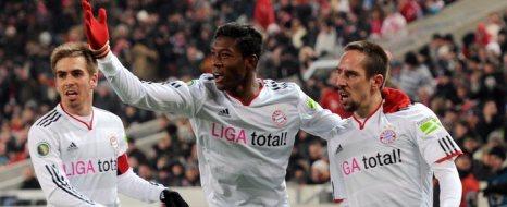 Ribery Stuttgart'ı Yıktı