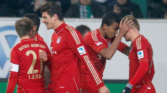Bayern Şov Sürüyor