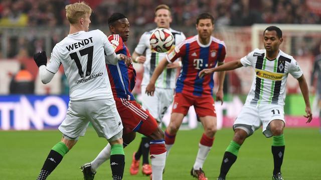 Bayern Münih'i Raffael yıktı