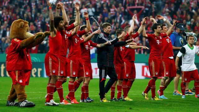 Bayern Eze Eze Finalde!