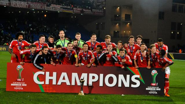 Bayern tarih yazdı