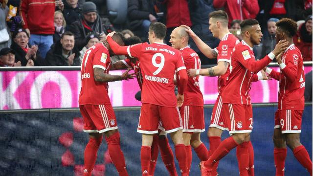 Bayern Hoffenheim'ı pişman etti