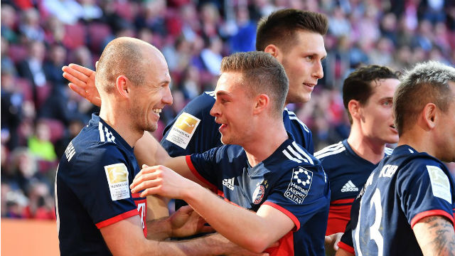 Bayern Münih yine şampiyon!