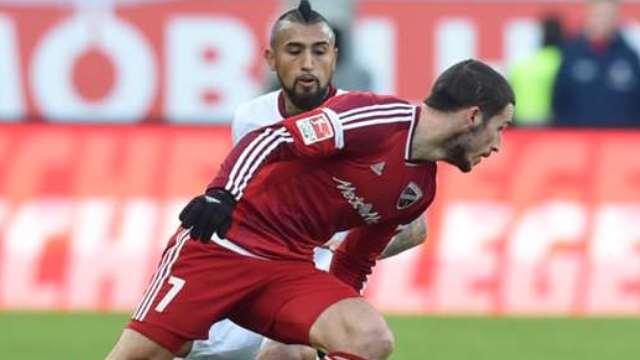 Bayern son dakikalarda açıldı