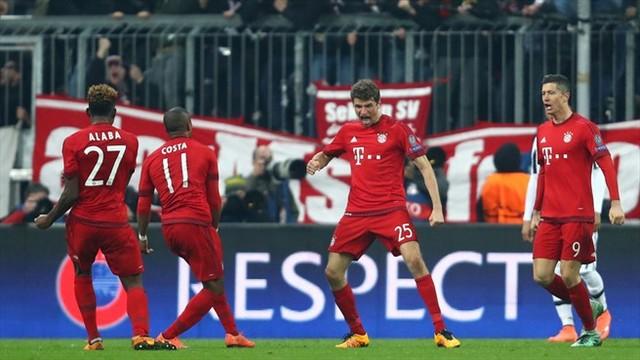 Bayern'in kralı: Thomas Müller