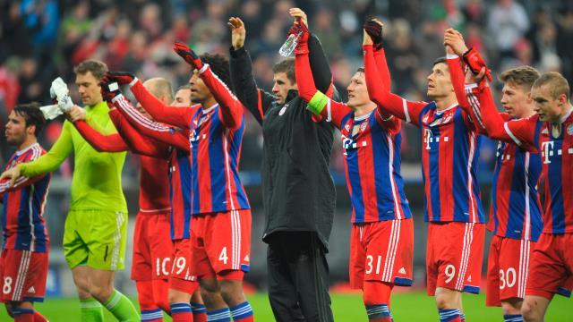 Bayern rekor peşinde