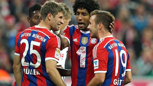 Bayern rekor ciro elde etti