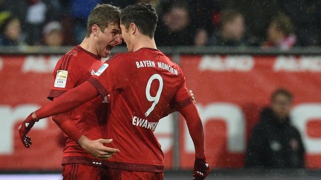 Lewandowski: Müller ile gözümüz kapalı...