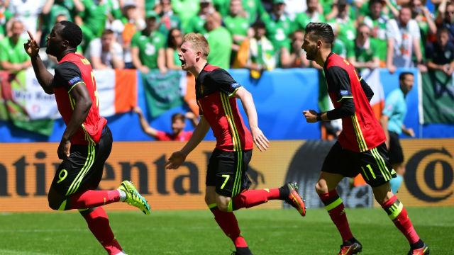 Belçika turnuvaya yeni başladı