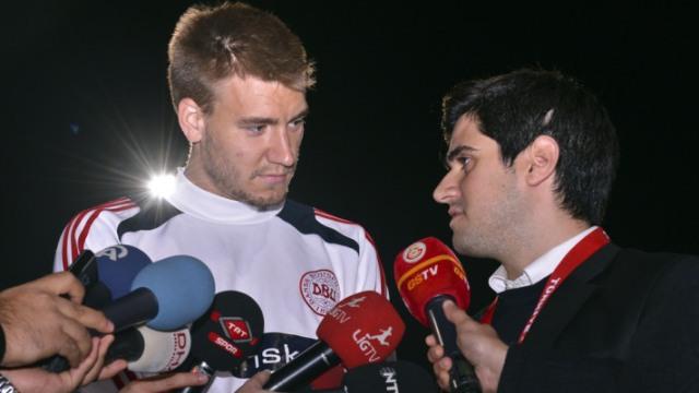 Bendtner: Türk Taraftarlar...