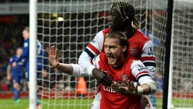 Bendtner Cardiff'i çözdü