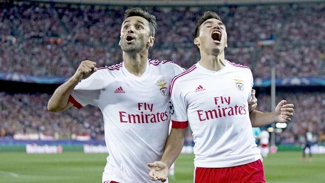 Madrid'de Benfica rüzgarı!
