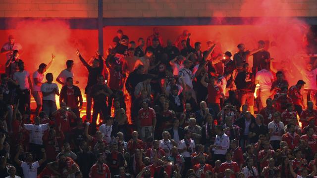 UEFA'dan Benfica'ya ceza
