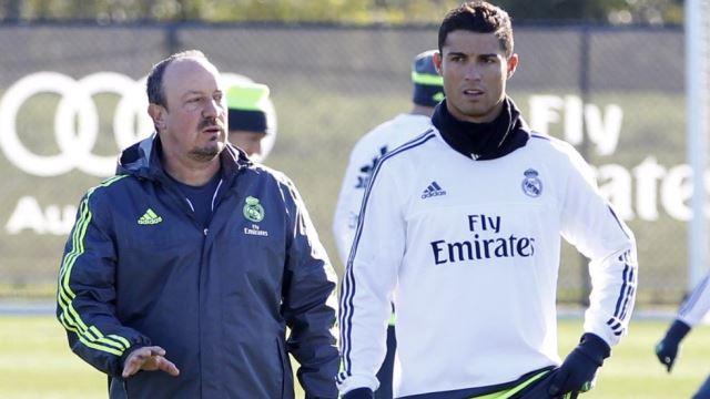 Real Madrid'de dertler başladı
