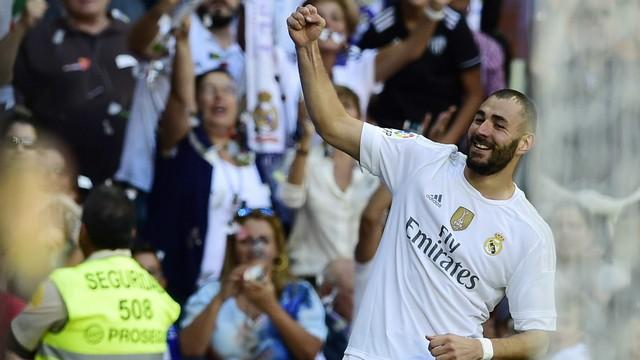 Real Madrid'e tek gol yetti!