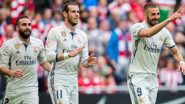 Real Madrid, Bilbao'da hata yapmadı