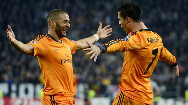 Ronaldo: Ligin en iyisi Benzema