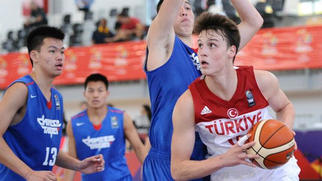NBA draftında 4 Türk