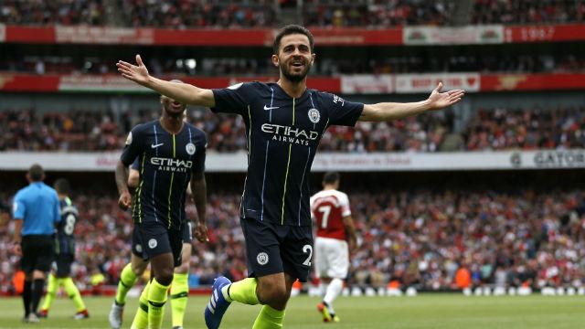 Manchester City kaldığı yerden