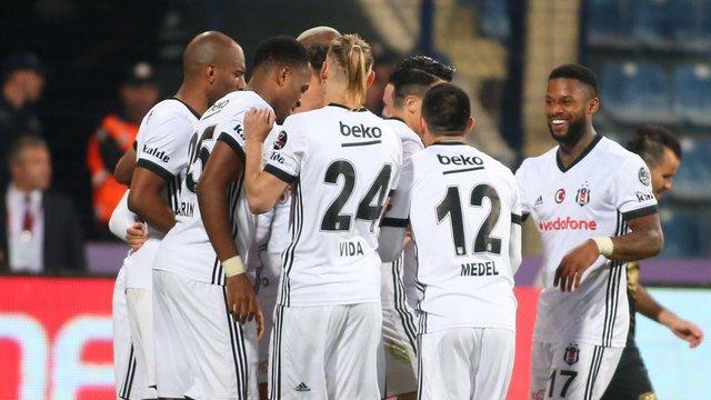 Beşiktaş Osmanlı'yı ateşe attı!