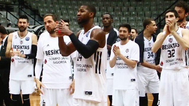 Beşiktaş 8. galibiyetine ulaştı