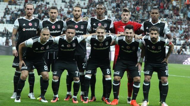 Beşiktaş, Devler Ligi'nde sahne alıyor!