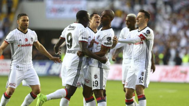 Beşiktaş'tan 'yıldızlı' şampiyonluk