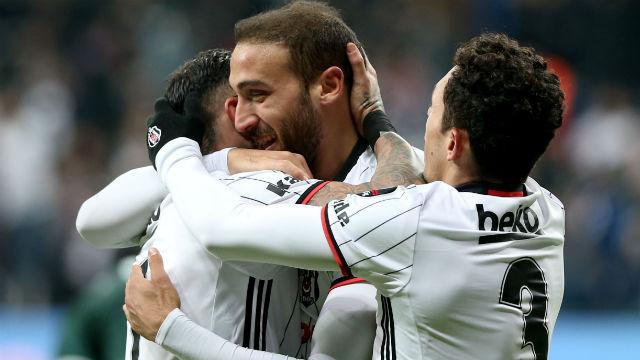 Beşiktaş sıralamada 18.liğe yükseldi