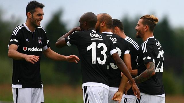 Beşiktaş, sezonu Mersin'de açıyor