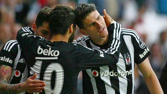 Beşiktaş yeni yuvasında coştu!