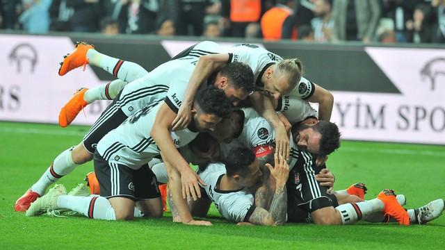 Beşiktaş'ın 30. hafta kâbusu bitti