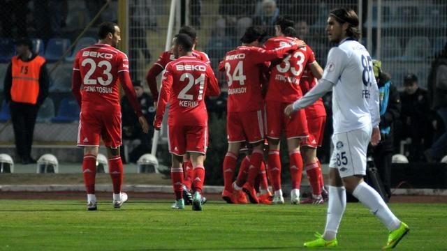 Beşiktaş fark yaptı!