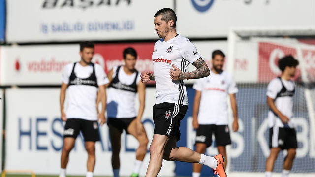 Beşiktaş'ta Sosa krizi