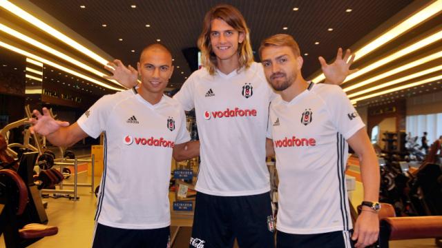 Beşiktaş'tan 2 transfer daha