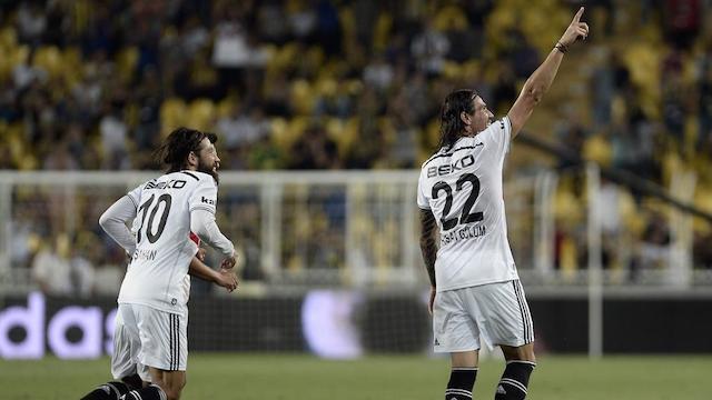 Soma turnuvasının galibi Beşiktaş