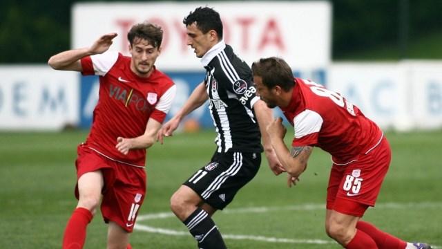 Beşiktaş'a Pendik Darbesi