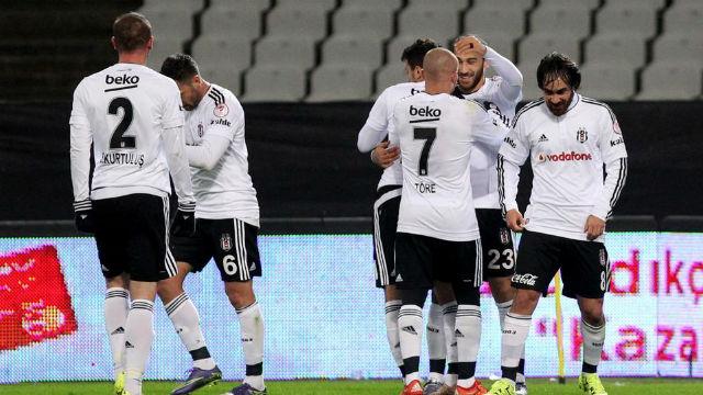 Beşiktaş kayıp istemiyor!