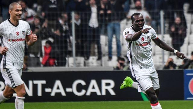 Beşiktaş son 16'da!