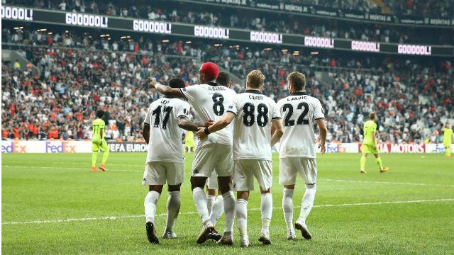 Beşiktaş'ın kanatları var!