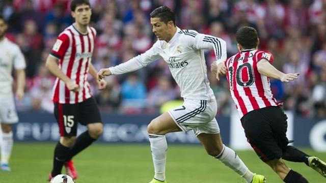 Real Madrid'e Bilbao şoku!