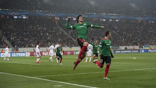 Bilbao deplasmanda kazandı