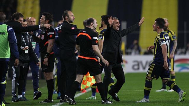 Fenerbahçe'den Beşiktaş'a: Siz bilirsiniz