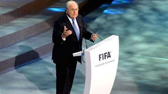 Blatter'den UEFA'ya Gönderme